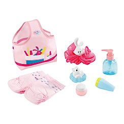 Baby Born - Bathtime Wash & Go Set