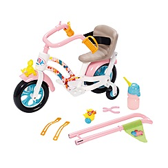 Baby Born - Play & Fun Cycle