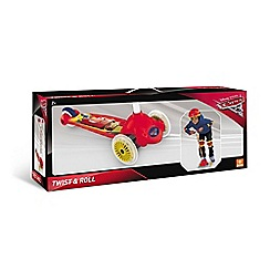 Disney Cars - 3 Twist & Roll Scooter
