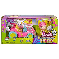 Barbie - Video Game Hero Vehicle & Figure Play Set