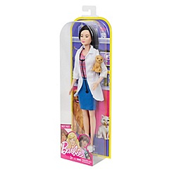Barbie - Pet Vet Doll