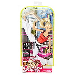 Barbie - Made to Move Martial Artist