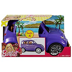 Barbie - SUV