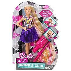 Barbie - Crimp & Curl Doll