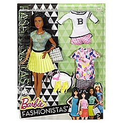 Barbie - Fashionistas Doll and Fashions 34 B Fabulous