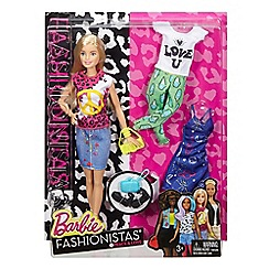Barbie - Fashionistas Doll &Fashions 35 Peace & Love