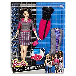 Barbie - Fashionistas Doll &Fashions 36 Chic With A Wink