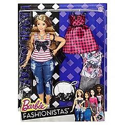 Barbie - Fashionistas Doll &Fashions 37 Everyday Chic