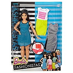 Barbie - Fashionistas Doll &Fashions 38 So Sporty