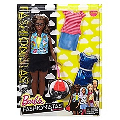 Barbie - Fashionistas Doll &Fashions 39 Emoji Fun