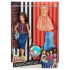 Barbie - Fashionistas Doll &Fashions 41 Pretty In Paisley