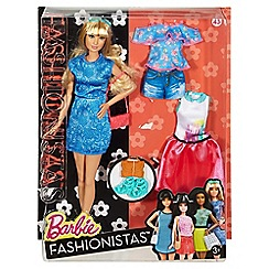 Barbie - Fashionistas Doll &Fashions 43 Lacey Blue