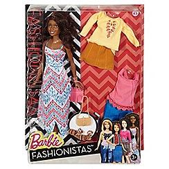 Barbie - Fashionistas Doll &Fashions 45 Boho Fringe