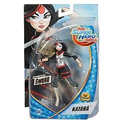 Mattel - Katana Action Figure Doll