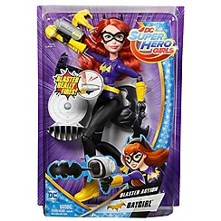 Mattel - Batgirl Action Doll with Blaster