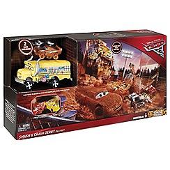 Disney Cars - Crazy 8 Crashers Smash & Crash Derby Playset