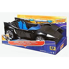 Mattel - Twin Blast Batmobile Vehicle