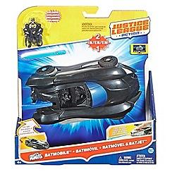 Mattel - Batmobile & Bat jet Vehicle