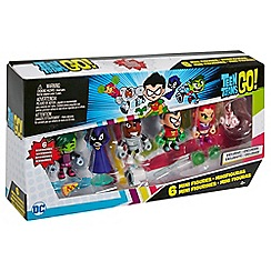 Mattel - Mini Figures 6 Pack