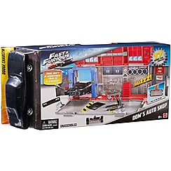 Mattel - Customizers Dom's Auto Shop