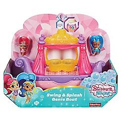 Mattel - Swing & Splash Genie Boat