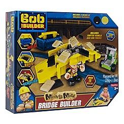 Bob the Builder - Mash & Mould Bridge Builder