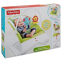 Fisher-Price - Rainforest Friends Comfort Curve Bouncer