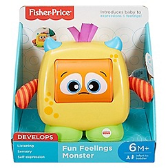 Fisher-Price - Fun Feelings Monster