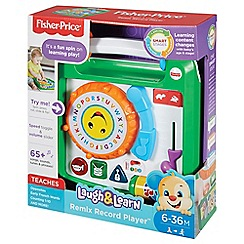 Fisher-Price - Remix Record Player