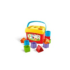 Fisher-Price - Baby's First Blocks