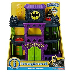 Mattel - DC Super Friends Arkham Asylum