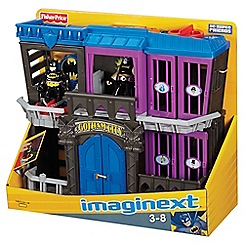 Mattel - DC Super Friends Gotham Jail