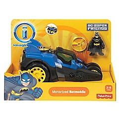 Mattel - DC Super Friends Batmobile