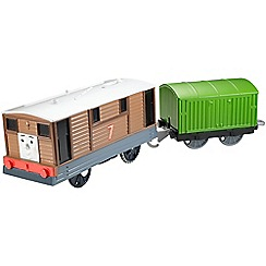 Thomas & Friends - Trackmaster Toby