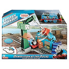 Thomas & Friends - Demolition at the Docks Playset