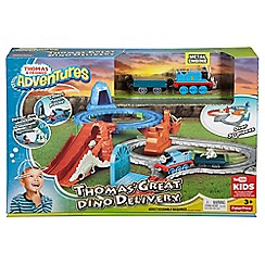 Thomas & Friends - Great Dino Delivery Playset