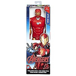 The Avengers - Titan Hero Series 12-inch Iron Man Figure