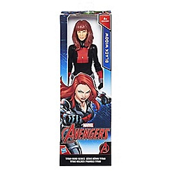 Hasbro Gaming - Titan Hero Series 12-inch Black Widow Figure
