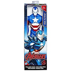 The Avengers - Titan Hero Series 12-inch Iron Patriot Figure