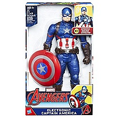 Hasbro Gaming - 12-inch Electronic Captain America