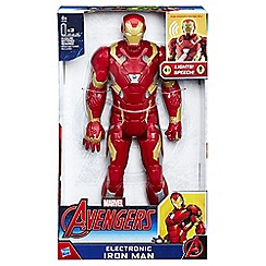 Hasbro Gaming - 12-inch Electronic Iron Man