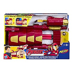 The Avengers - Iron Man Slide Blast armour