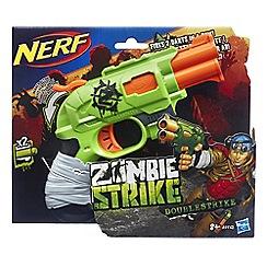 Nerf - Zombie Strike Doublestrike Blaster