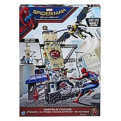 Marvel - Spider-man: homecoming marvel s vulture attack set