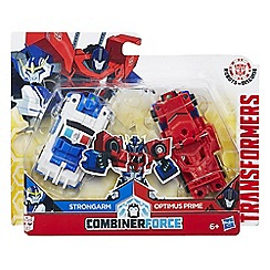 Hasbro Gaming - Robots in Disguise Combiner Force Crash Combiner Primestrong
