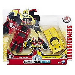 Transformers - Robots in Disguise Combiner Force Crash Combiner Beeside