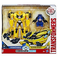 Hasbro Gaming - RID Combiner Force Activator Combiners Bumblebee and Stuntwing