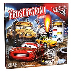 Disney Cars - Trouble Game: Disney/Pixar Cars 3 Edition