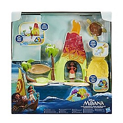 Hasbro Gaming - Moana Island Adventure Set