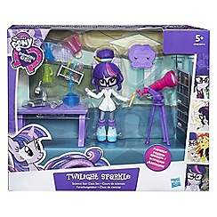 My Little Pony - Equestria Girls Minis Twilight Sparkle Science Star Class Set